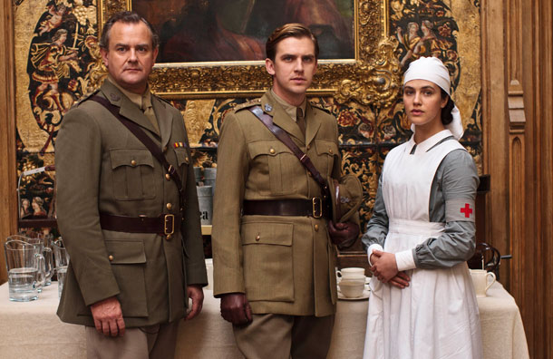 downton abbey pic itv 582542411 First World War   First Christian Holocaust