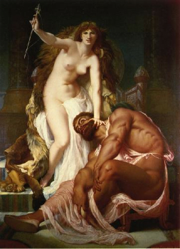 French-Academic-Painter-Gustave-Boulanger-Hercules-at-the-Feet-of-Omphale-Oil-Painting.jpg