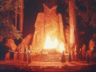Bohemian Grove Illuminati Meet This Week For Satanic