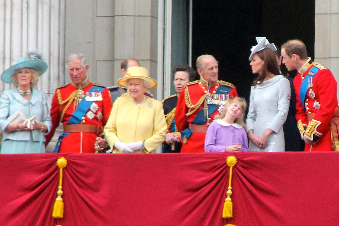 Wl wladimir klitschko wikipedia - 1280px British_royal_family