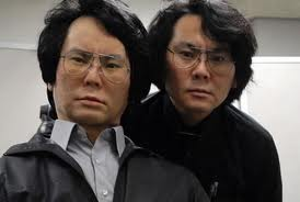 Dr. Ishiguro's android head.jpg