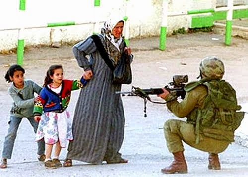 IsraeliSoldierWomenChildren.jpg