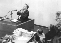 Joel Brand testifying at the Eichmann Trial.jpg