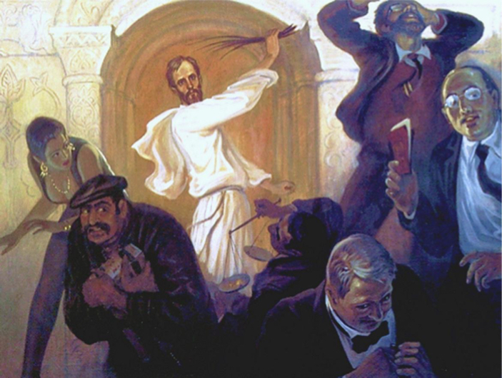 boris-olshansky-jesus-and-the-money-changers-2006.jpg