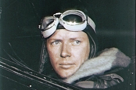 Flying with Phantoms: the Story of Charles Lindbergh