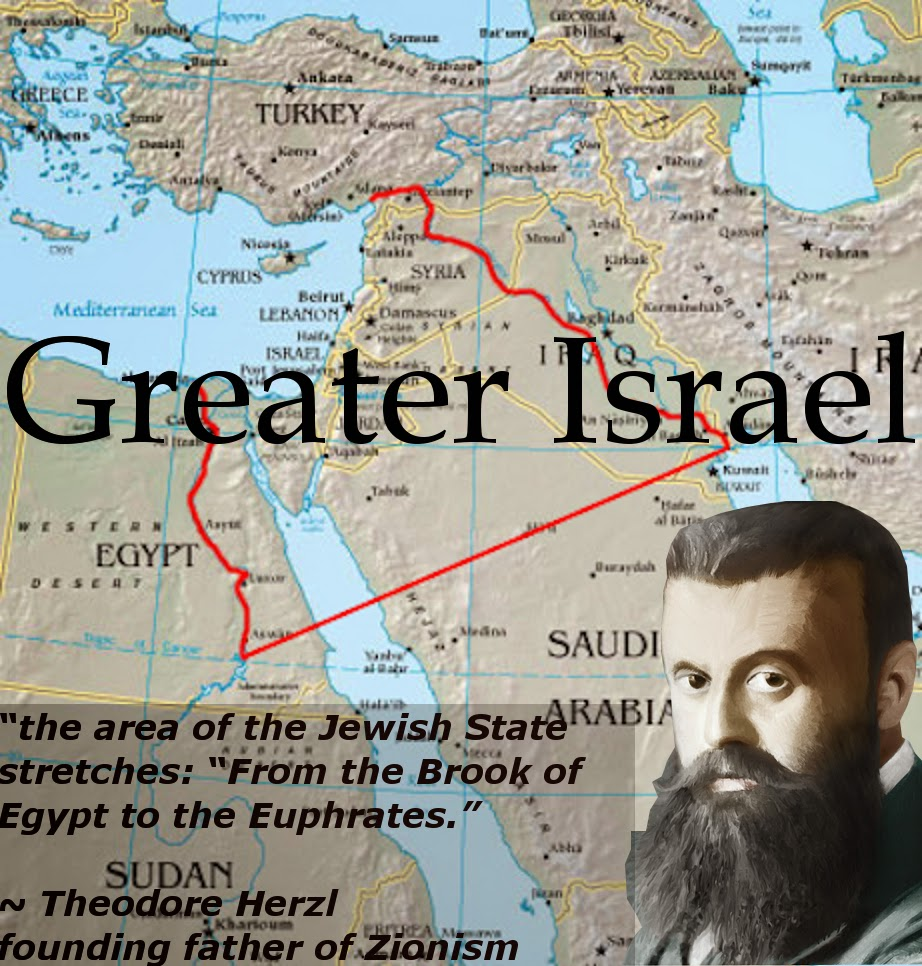 Image result for Greater Israel