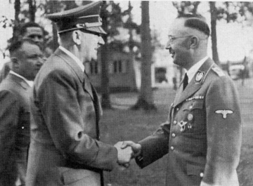 hitler masonic handshake 2 Political Ponerology   A False Explanation for Evil