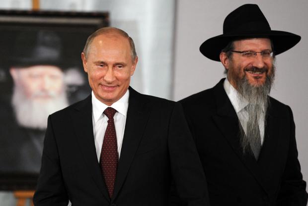 ¿Putin y Trump están siguiendo el camino de los últimos tiempos? Lazar62088