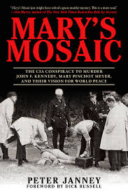 mmcoverlarge CIA Domestic Assassination: JFK & Mary Pinchot Meyer