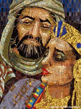 mosaico-retrato-reina-esther-y-mordechi-lilian-broca.jpg