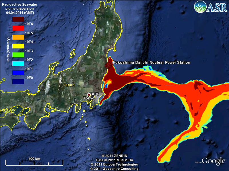 Fukushima - The Never Ending Disaster - henrymakow.com