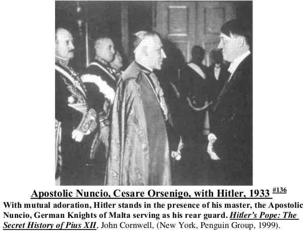ЯЗОН МАСОН - КАКИЕ ТАЙНЫ СКРЫВАЮТСЯ В ЗАПРЕЩЕННОМ АРХИВЕ ВАТИКАНА? Vatican_hitler
